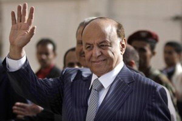 Abd Rabbuh Mansúr Hádí bude vo funkcii dva roky.
