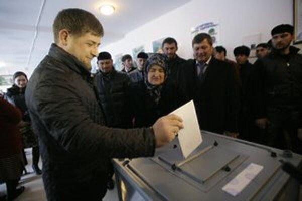 Kadyrov je v Čečensku predĺženou rukou Putina.
