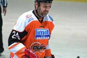 Richard Šechný bol ústrednou postavou domácich.