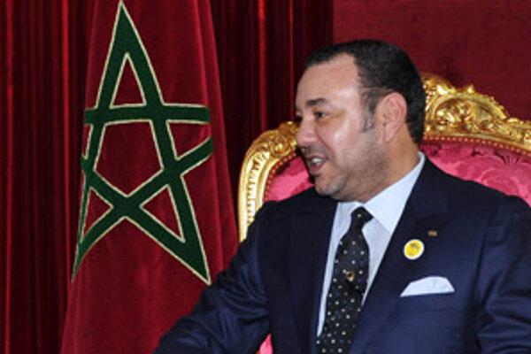Kráľ Muhammad VI.
