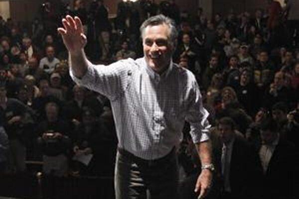 Bývalý guvernér Massachusetts Mitt Romney má týždeň po Iowe najväčšie šance vyhrať aj utorňajšie primárky Republikánskej strany v New Hapshire.