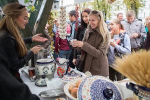Polievkový festival je späť. Na ten minuloročný prišlo približne 3,5 tisíc ľudí.