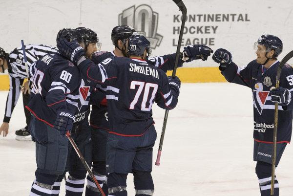 Slovan pokračuje v zahraničnom tripe.