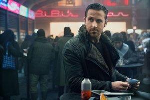 Skvelý Ryan Gosling vo filme Blade Runner 2049.