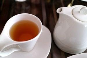 Pri chudnutí na farbe čaju nezáleží.
