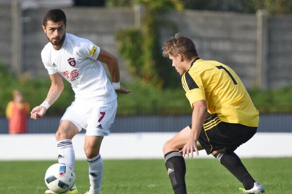 Spartakovci postúpili do osemfinále cez Námestovo.