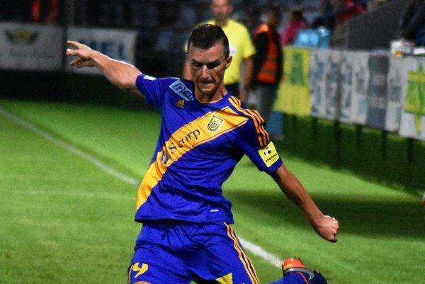 Miroslav Božok zatiaľ nechýbal ani vjednom ligovom dueli.