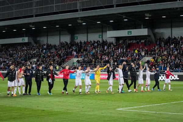 Futbalisti Slovenska sa ešte raz predstavia v tomto roku i domácim fanúšikom v Trnave.