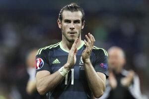 Gareth Bale si v Rusku nezahrá.