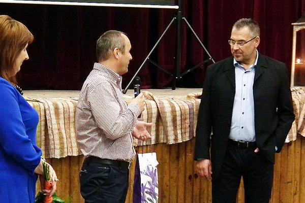 """Marek Ťapák (vpravo) kedysi na Oravu chodil menej, teraz je tu """"varený-pečený"""", ako sám s úsmevom hovorí."""