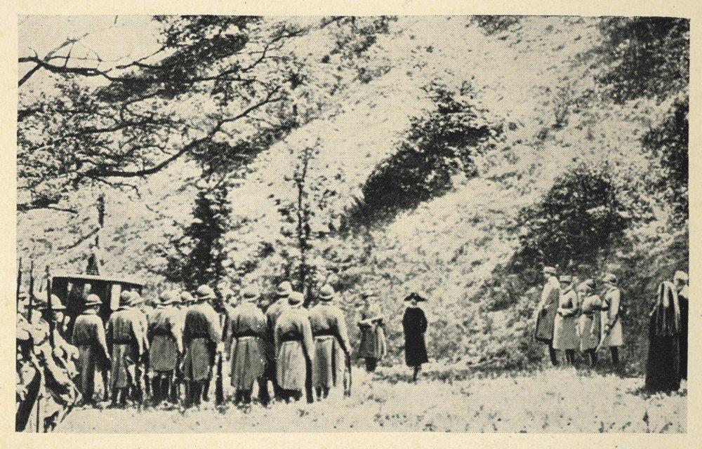 Za údajnú dvojitú špionáž bola v meste Vincennes 15. októbra 1917 popravená.