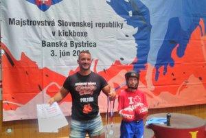 Emil Lukáčik (vpravo).