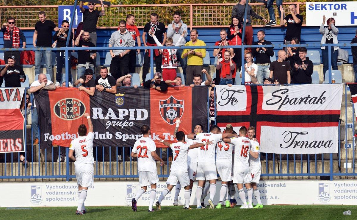 1068f9a9d5 Online prenos  Spartak sa predstaví na Zemplíne - SME