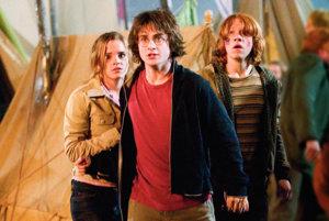 Scéna z filmu Harry Potter a Ohnivá čaša.
