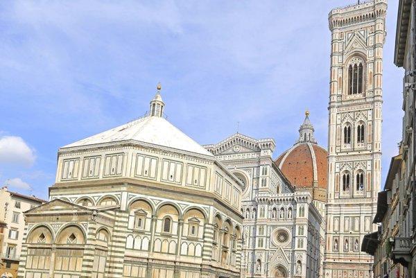 Bazilika vo Florencii.