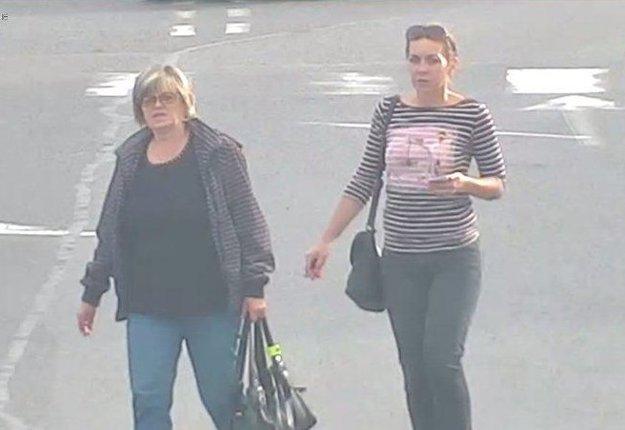 Tieto dve ženy môžu pomôcť pri objasňovaní krádeže.