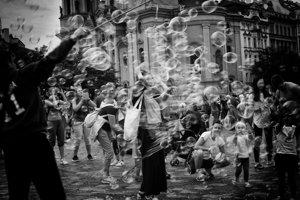 Víťazná fotografia od Stropkovčana Andreja Belovežčíka.
