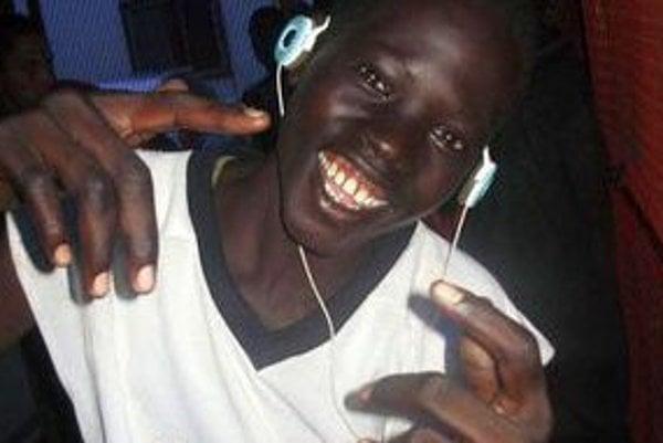 Sudánske deti majú radi všetko, čo im pripomína západnú civilizáciu a najmä rap.