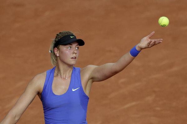 Nemecká tenistka Carina Witthöftová získala v Luxemburgu premiérový titul.
