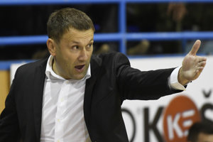Miljan Čurovič. Tréner Košíc.