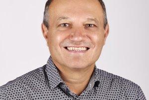 Ladislav Kukolík, lekár a kandidát na krajského poslanca.
