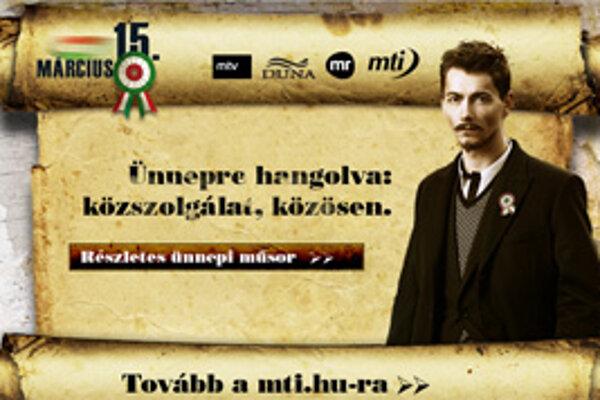 MTI takto na svojej webovej stránke propaguje spustenie kampane 15. marca.