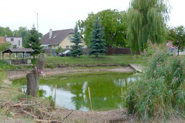 Vďaka peniazom z grantu chce združenie Prekár zabezpečiť, aby nedokázalo k znižovaniu hladiny vody v nádrži v Tekovských Lužanoch.