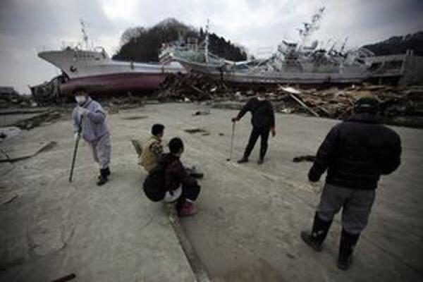 Katastrofa v Japonsku zrejme spôsobí, že tento rok škody ešte narastú.