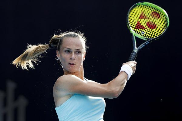 Magdaléna Rybáriková vyhrala druhý zápas na malých MS.