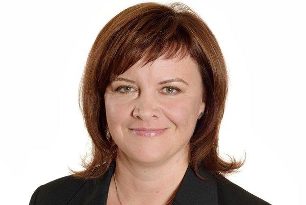 Tatiana Červeňová.