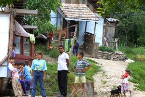 Hlasy Rómov v osadách sú na volebnú korupciu zneužívané najčastejšie.
