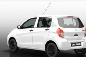 K Celeriu za 8 400 eur dáva Suzuki na Slovensku aj puklice a metalízu. Zobrazená verzia pochádza z nemeckého konfigurátora.