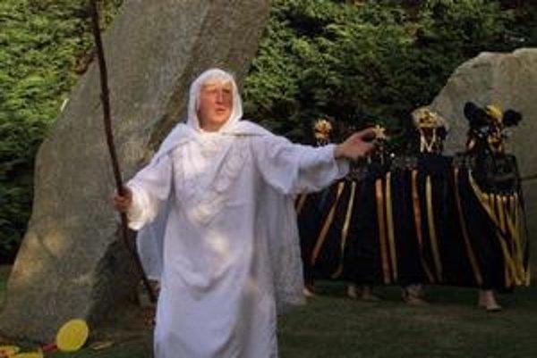 Druidizmus sa stal v Británii náboženstvom.