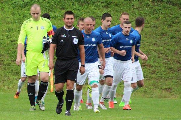 Futbalisti Nižnej nemohli hrať dohrávku s Turčianskou Štiavničkou doma.