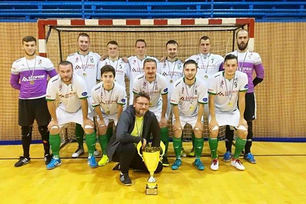 FK Prešov. Víťaz Východoslovenského Superpohára.