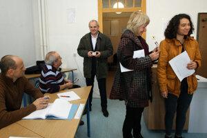 Na voľby prichádza aj kandidát na banskobystrického župana Ján Lunter.