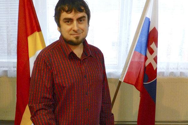 Volič v Zemplínskych Hámroch.