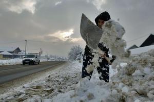 Európa zažila extrémne mrazivý víkend, už zajtra sa začne postupne otepľovať. Na Vianoce môže byť na Slovensku aj plus sedem stupňov.