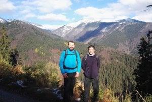Do hôr si chodí oddýchnuť aj Jaroslav Cesnek.