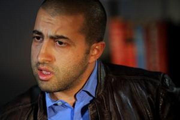 Mossab Hasan Youssef.