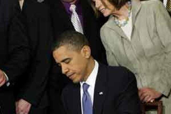 O zdravotnej reforme Baracka Obamu sa bude musieť hlasovať opäť.