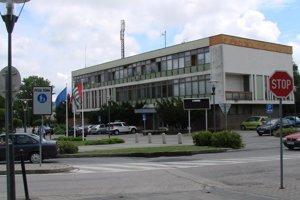 Budova Mestského úradu v Štúrove