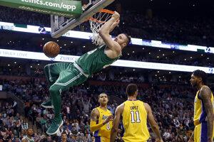 Boston Celtics ako prvý tím v novej sezóne NBA dovŕšili desať víťazstiev.