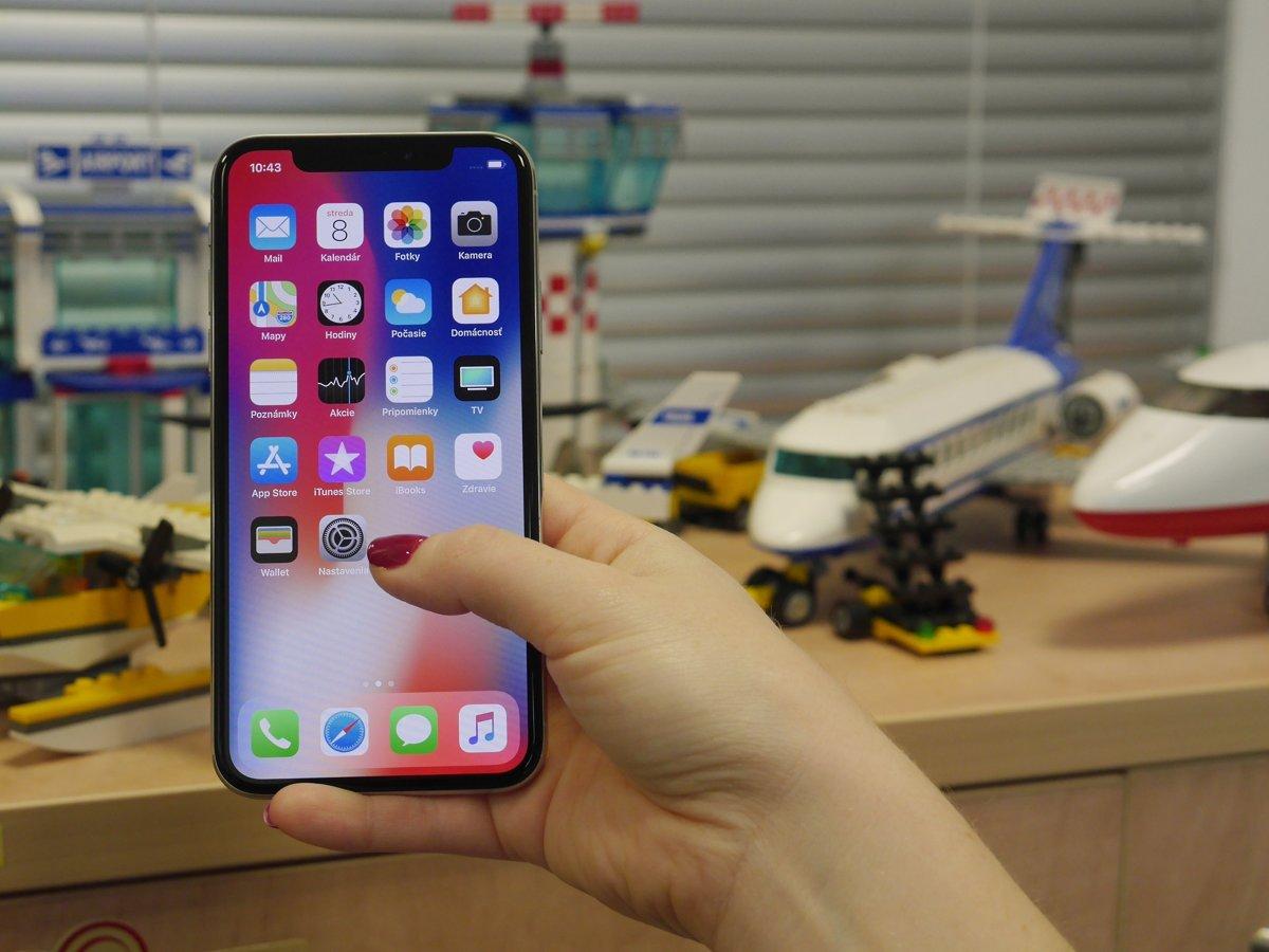 183021ea26f7 Recenzia iPhone X  je to smartfón z budúcnosti - Tech SME