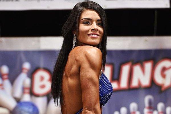 Silvia Fialková. Vybojovala si účasť na MS vRumunsku.