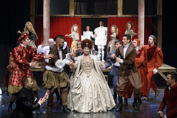 Zaľúbený Shakespeare sa iste stane hitom nielen tejto sezóny v DAB.