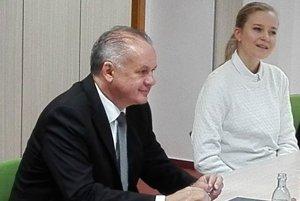Andrej Kiska. Prezident na návšteve Prešovskej univerzity.