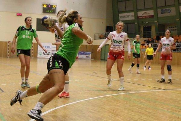 Trenčianky prehrali počas troch dní dva zápasy.