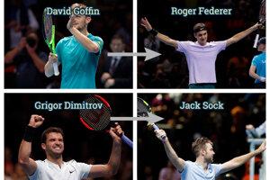 Semifinále Turnaja majstrov je jasné - ktorí dvaja hráči postúpia do finále?