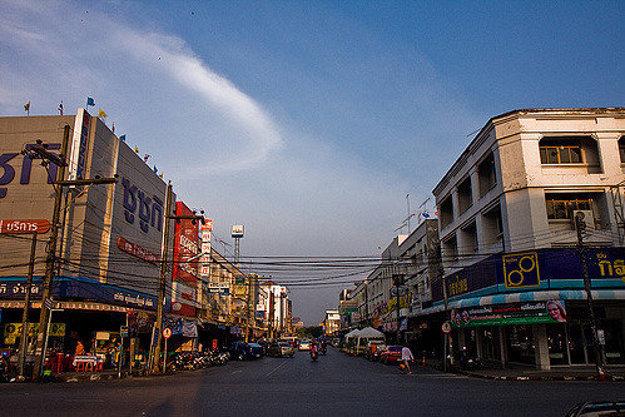 Mesto Krabi.